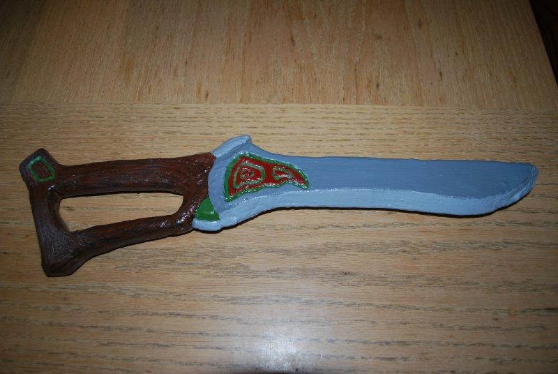 dague forestière