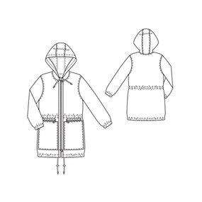 Costumes de saki trollcalibur - Dessin de manteau ...